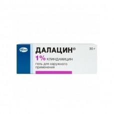 Далацин гель 1% 30 гр